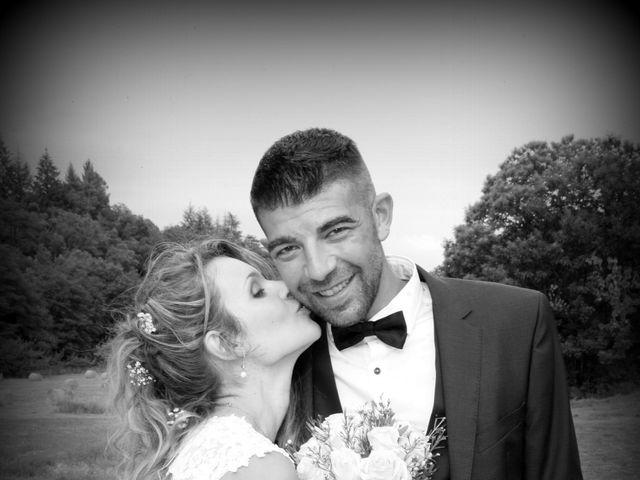 Le mariage de Johnny et Laure à Chamborigaud, Gard 53