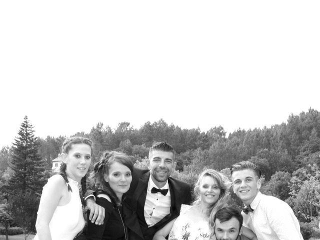 Le mariage de Johnny et Laure à Chamborigaud, Gard 57