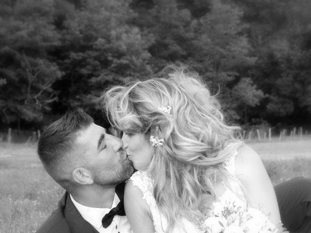 Le mariage de Johnny et Laure à Chamborigaud, Gard 66