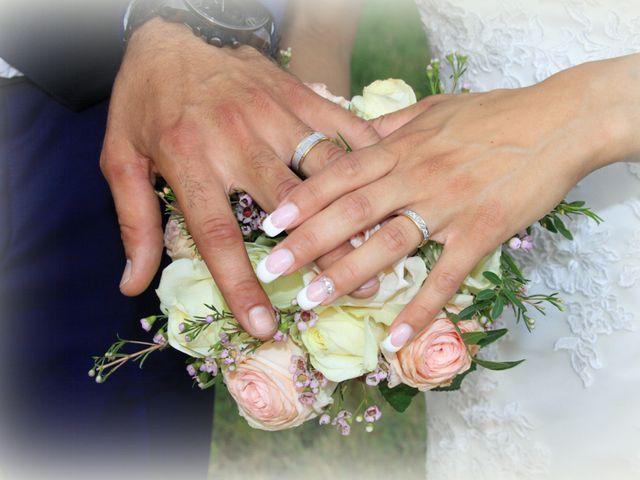 Le mariage de Johnny et Laure à Chamborigaud, Gard 67