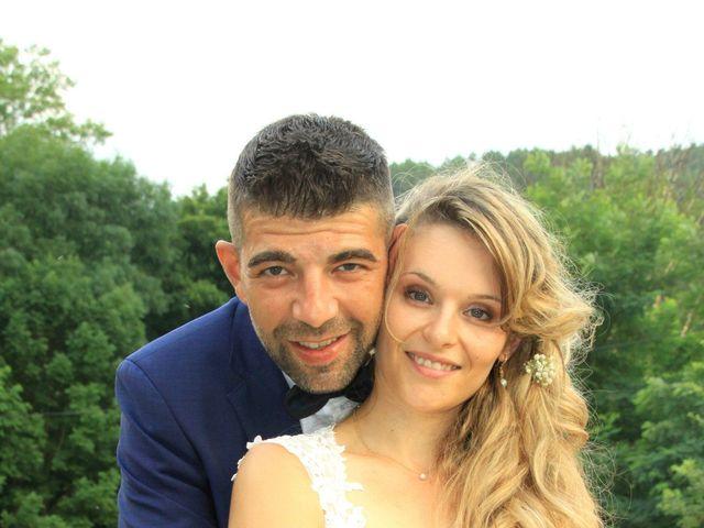 Le mariage de Johnny et Laure à Chamborigaud, Gard 78