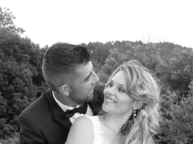Le mariage de Johnny et Laure à Chamborigaud, Gard 79