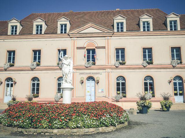 Le mariage de Romain et Hélène à Morangis, Essonne 44