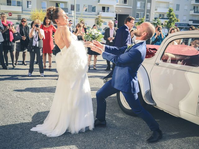 Le mariage de Romain et Hélène à Morangis, Essonne 56