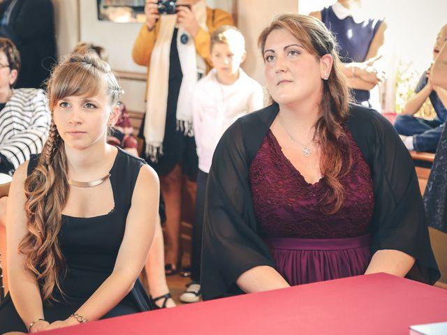 Le mariage de Romain et Hélène à Morangis, Essonne 74