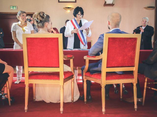 Le mariage de Romain et Hélène à Morangis, Essonne 75