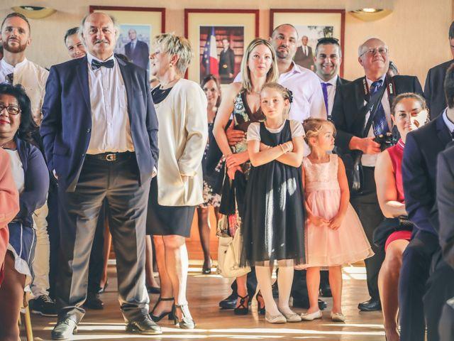 Le mariage de Romain et Hélène à Morangis, Essonne 76
