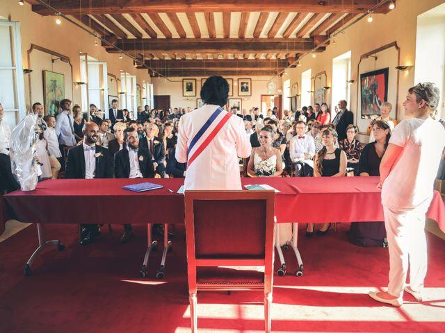 Le mariage de Romain et Hélène à Morangis, Essonne 85
