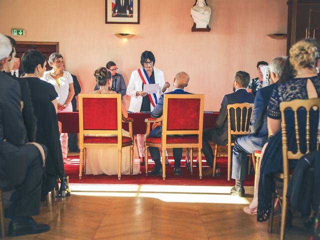 Le mariage de Romain et Hélène à Morangis, Essonne 86