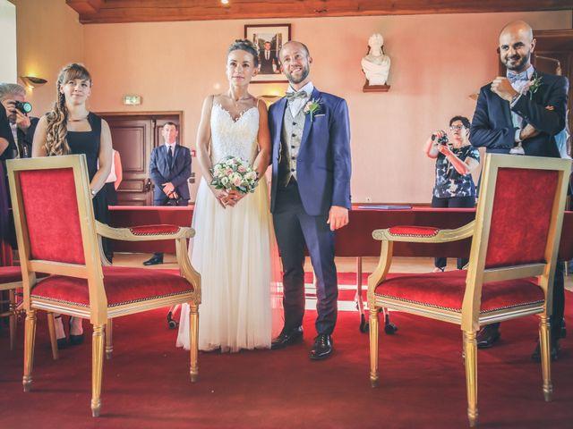 Le mariage de Romain et Hélène à Morangis, Essonne 92