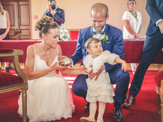 Le mariage de Romain et Hélène à Morangis, Essonne 100