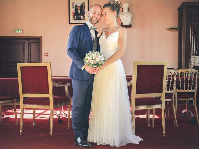 Le mariage de Romain et Hélène à Morangis, Essonne 125