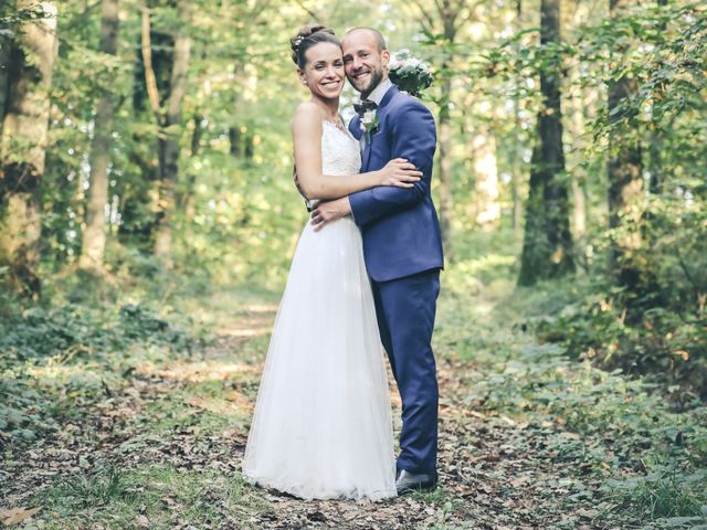 Le mariage de Romain et Hélène à Morangis, Essonne 138