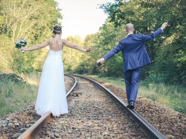 Le mariage de Romain et Hélène à Morangis, Essonne 140