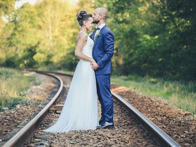 Le mariage de Hélène et Romain