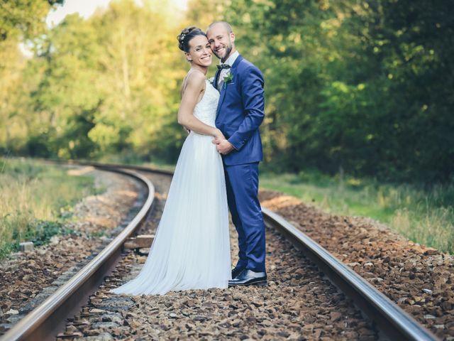 Le mariage de Romain et Hélène à Morangis, Essonne 142