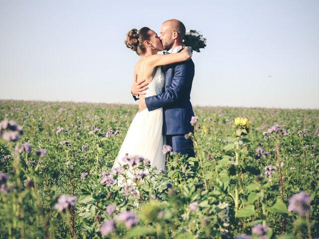 Le mariage de Romain et Hélène à Morangis, Essonne 2