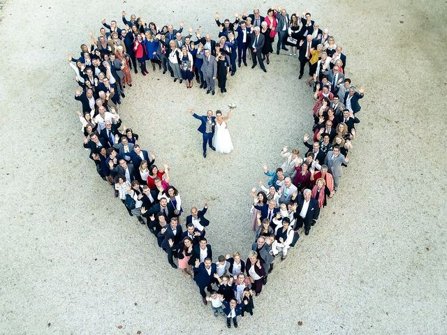 Le mariage de Romain et Hélène à Morangis, Essonne 154