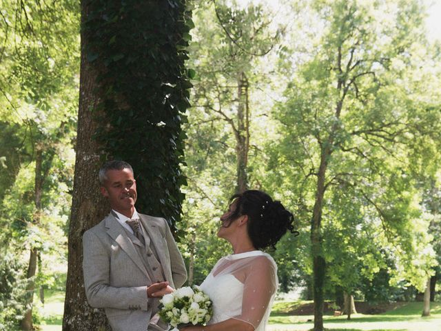 Le mariage de Rudy et Valérie à Fouchères, Aube 4
