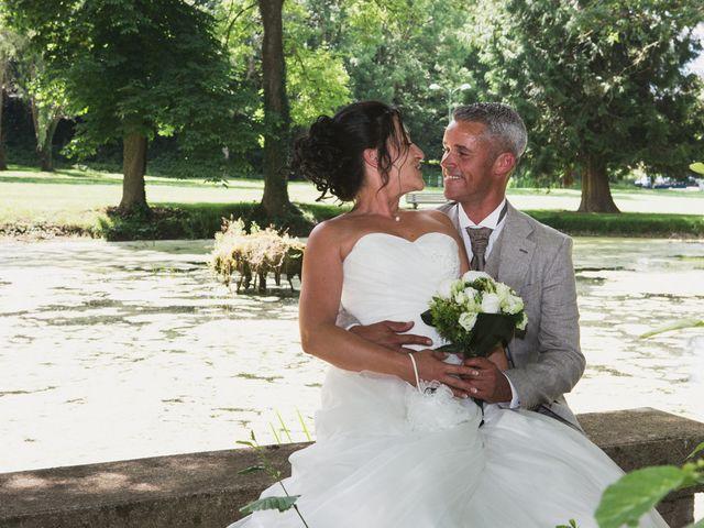Le mariage de Rudy et Valérie à Fouchères, Aube 1