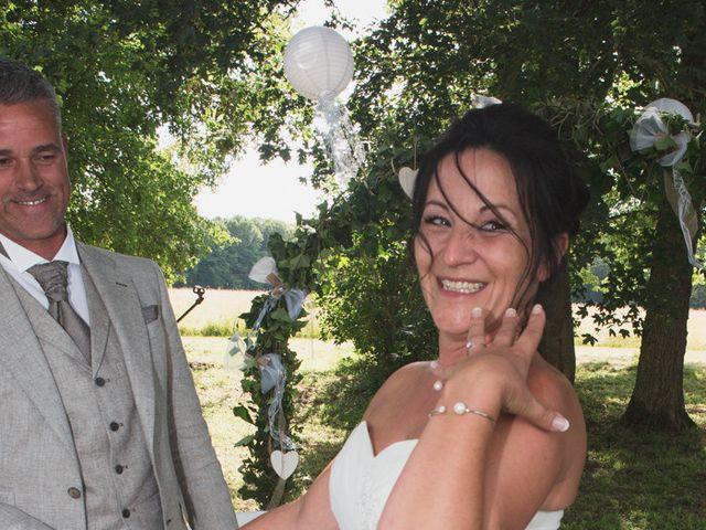 Le mariage de Rudy et Valérie à Fouchères, Aube 25