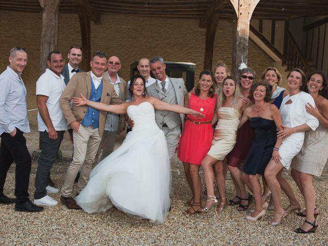 Le mariage de Rudy et Valérie à Fouchères, Aube 41