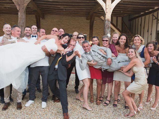 Le mariage de Rudy et Valérie à Fouchères, Aube 42