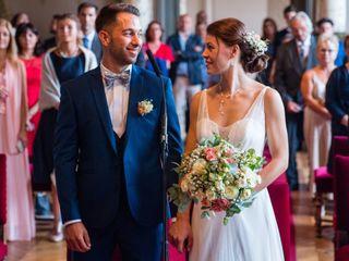 Le mariage de Claire et Kevin 1