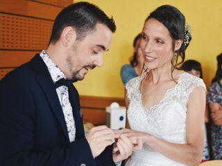 Le mariage de Elodie et Thierry 1