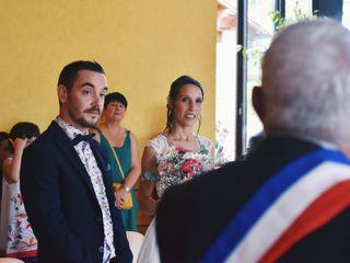 Le mariage de Elodie et Thierry 2