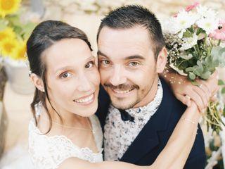 Le mariage de Elodie et Thierry