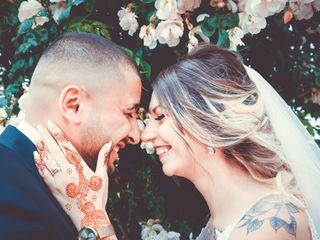 Le mariage de Sindy et Nadir