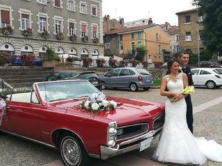 Le mariage de Amélie et David