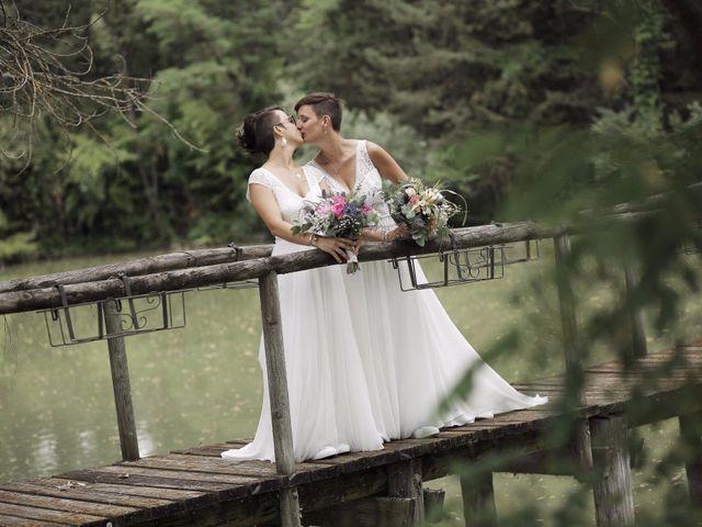 Le mariage de Justine et Coline