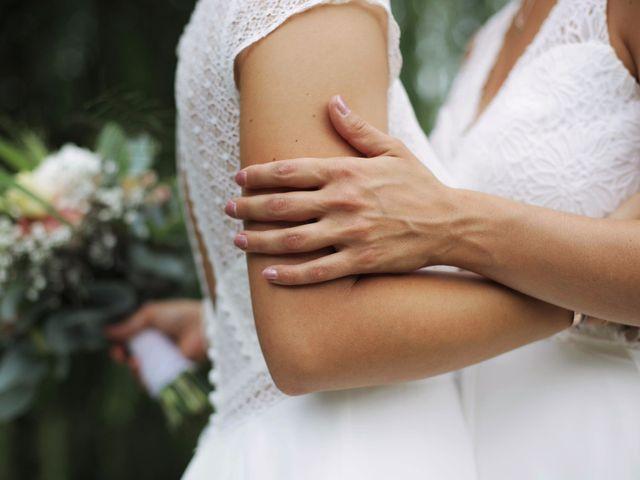 Le mariage de Coline et Justine à Contamine-Sarzin, Haute-Savoie 13