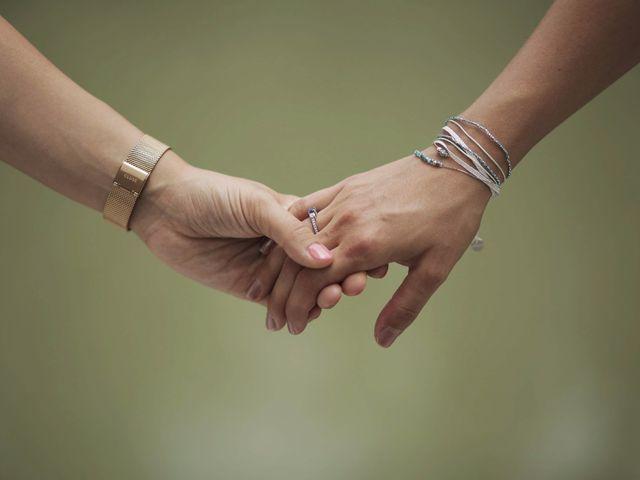 Le mariage de Coline et Justine à Contamine-Sarzin, Haute-Savoie 14