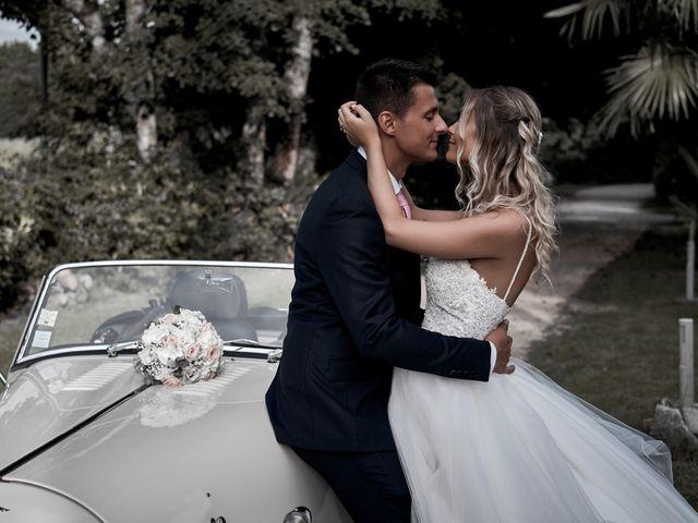 Le mariage de Wendy et Joe