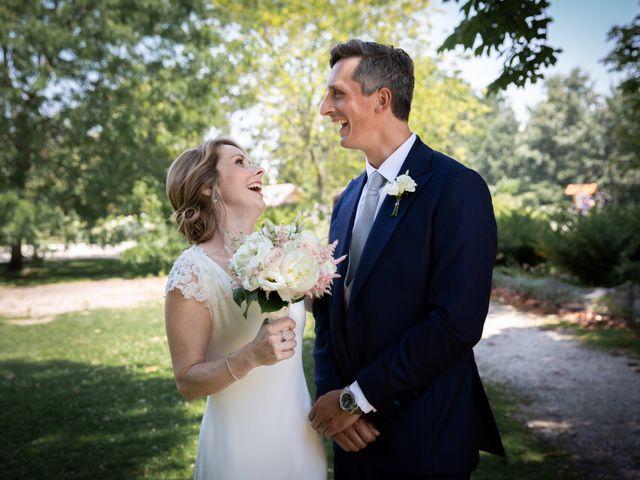 Le mariage de Damien et Elodie à Bordeaux, Gironde 7