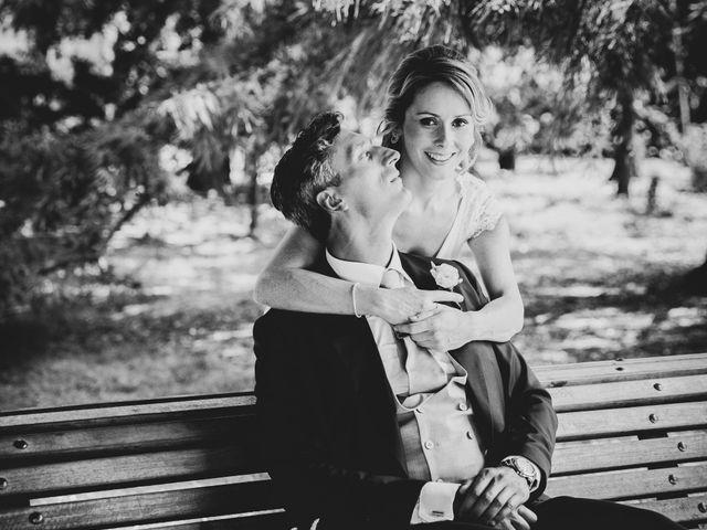 Le mariage de Damien et Elodie à Bordeaux, Gironde 10