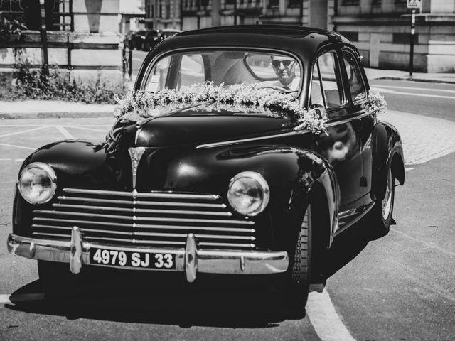 Le mariage de Damien et Elodie à Bordeaux, Gironde 15