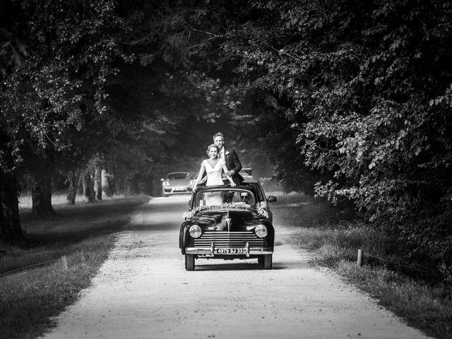 Le mariage de Damien et Elodie à Bordeaux, Gironde 33