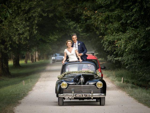 Le mariage de Damien et Elodie à Bordeaux, Gironde 34