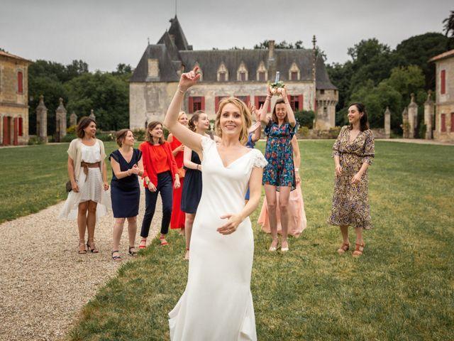 Le mariage de Damien et Elodie à Bordeaux, Gironde 45