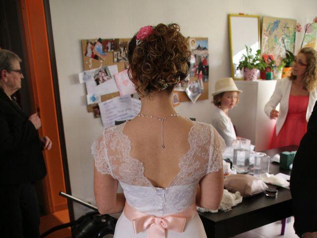 Le mariage de Adrien et Julie à Venoy, Yonne 8