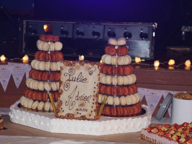 Le mariage de Adrien et Julie à Venoy, Yonne 17
