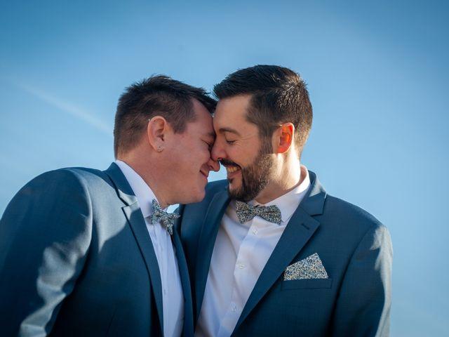 Le mariage de Romain et Christopher