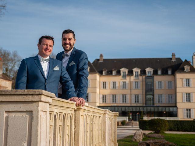 Le mariage de Christopher et Romain à Dijon, Côte d'Or 2