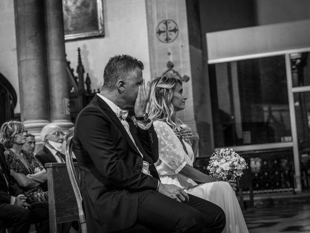 Le mariage de François et Caroline à Nîmes, Gard 1