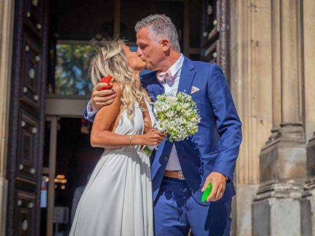 Le mariage de François et Caroline à Nîmes, Gard 9