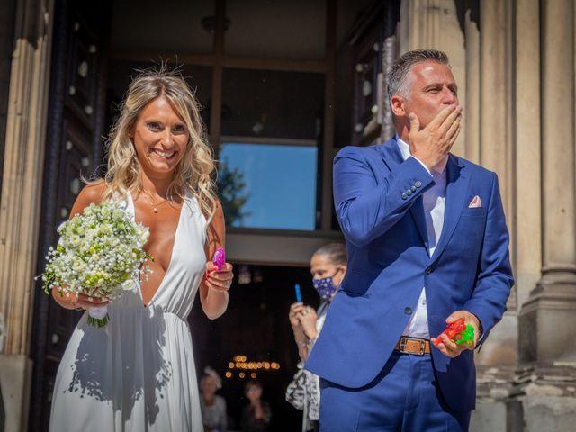 Le mariage de François et Caroline à Nîmes, Gard 10